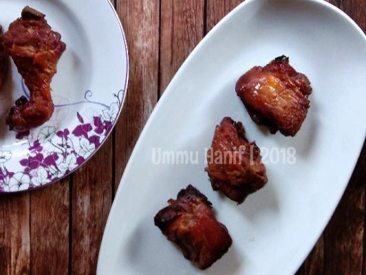 Ayam Bacem Goreng Daun Pandan