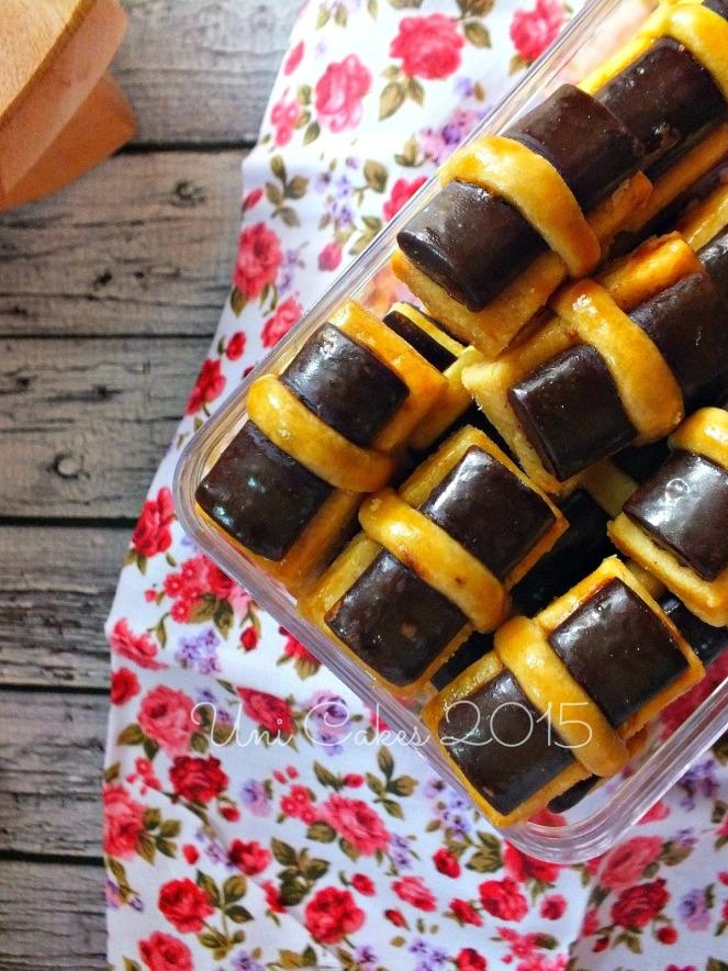 Chocolate Stick Cookies 2